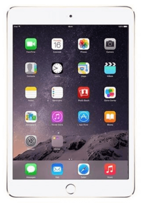 sell my ipad mini 3 | GadgetGone