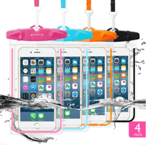 Best Budget Waterproof Cell Phone Case - FITFORT