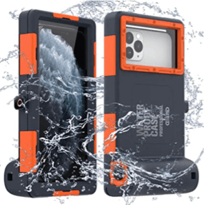 Best Universal Waterproof Cell Phone Case for Underwater Photography - LANYOS