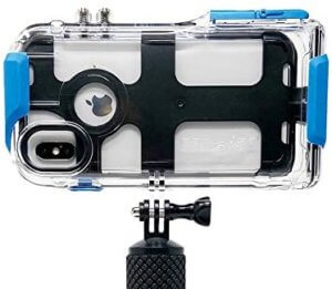 Best Waterproof iPhone Case for Underwater Photography - ProShot