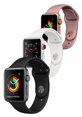Sell Apple Watch Series 3 to GadgetGone