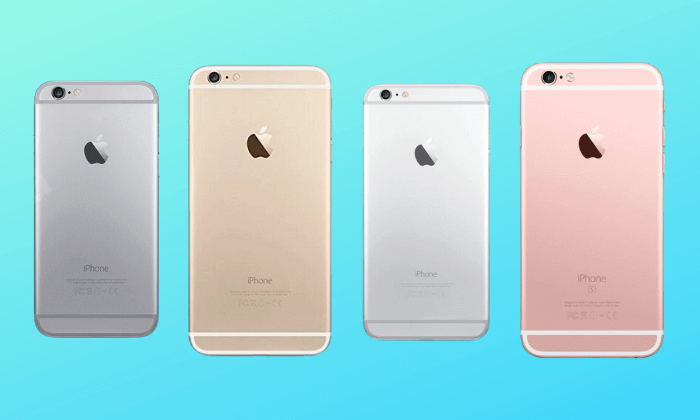 How much is an iPhone 6 or 6s worth?