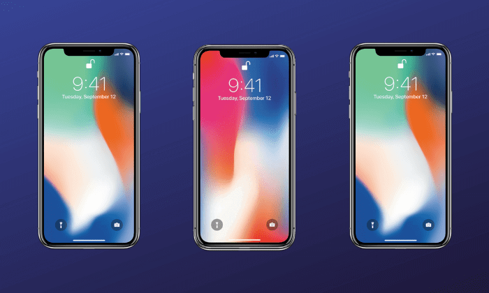 How much is an iPhone X worth?