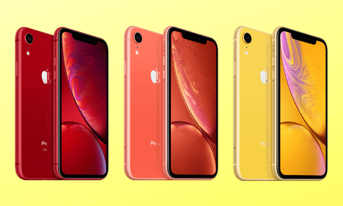 How much is an iPhone XR worth?